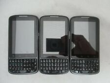 LOT OF 3 FAIR VERIZON MOTOROLA DROID PRO XT610 2GB QWERTY KEYPAD QUICK SHIPPING
