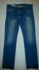 Abercrombie & Fitch Remsen Handcrafted Distressed Jeans Mens 30 x 30 EUC