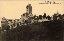 CPA Hohkonigsburg - Wiederaufbau durch S. M. Kaiser Wilhelm II. (393606)