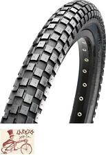 "MAXIS HOLY ROLLER 20"" X 1.95"" WIRE BEAD BLACK BICYCLE TIRE"