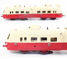 Train echelle 0 JEP AUTORAIL SNCF / jouet ancien
