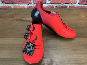 Men's S-works 7 Road Shoes Rocket Red 38 EU 5.75 US Cycling 3-Bolt