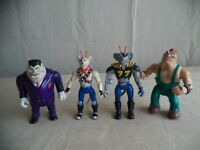 Biker Mice from mars action figures
