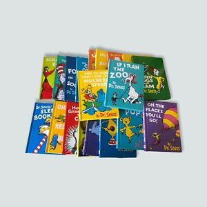Dr. Seuss Mini Hard Cover Books (x19) - GC/Variety/Wonderful World/Seuss/HTF 🐙