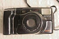Vintage Olympus Infinity Zoom 230 Camera 35mm