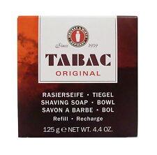 TABAC SHAVING  SOAP - BOWL    REFILL    125G