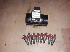 1989-1993 Ford Mustang 5.0L PRO M 75mm Mass Air Meter & 30lb Ford InjectorCobra
