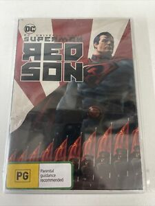 Superman - Red Son DVD