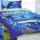 Finding Dory Nemo - HHOOOOOW - Single/US Twin Bed Quilt Doona Duvet Cover