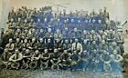 "WW1 Candidates & Instructors Group Photo Camp Alexandria Sept 1918 19"" x 12"""