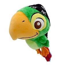 NEW Disney Skully Jake the Never Land Pirates Plush Bean Bag Stuff Animal 6''