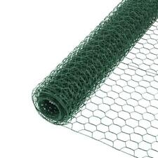 More details for chicken wire   pvc coated   25mm & 50mm hole size   10mm, 25mm, 50mm lengths