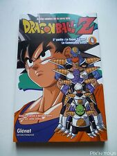 Manga Dragon Ball Z Glénat / 2e partie: Tome 4 Le Super Saïyen Le Commando Ginyu