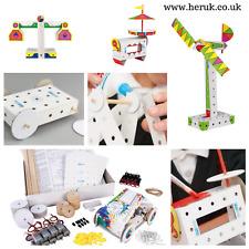 STEM Electric Circuit kids Car, Boat children build  Montessori KS1 KS2 KS3