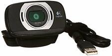 LOGICOOL HD webcam full HD video support Black C615