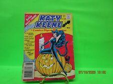 Katy Keene Comics Digest Magazine #8 1989