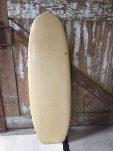 VINTAGE BELLYBOARD SURFBOARD 1960's