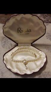 Rosita Pearl Necklace Beautiful Piece