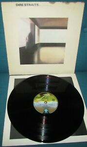 DIRE STRAITS Dire Straits ORIGINAL 1st UK VERTIGO 1978 + Inner SULTANS OF SWING