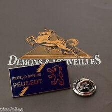 Pin's Folies *** Demons et Merveilles Automobile Peugeot