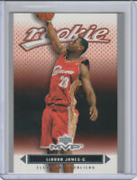 2003 Upper Deck MVP Silver LeBron James Rookie #201 LAKERS CAVS HEAT future HOF