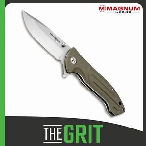 Magnum by Boker Brutus Folding Knife
