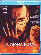 Blu Ray La Nona Porta (1999) - Roman Polanski ....NUOVO