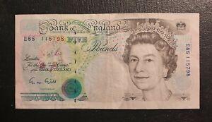 United Kingdom £5 1993 banknote