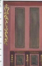 "Wedgewood 12/"" x 14/""  Floor Sheet #2350C dollhouse miniature 1//12 scale Carpet"