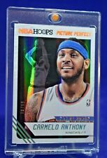 CARMELO ANTHONY HOOPS PICTURE PERFECT REFRACTOR /99 SP RARE NEW YORK KNICKS