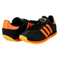 adidas Country OG Size 9 Black/Orange RRP £75 BNIB B24756 ONE PAIR ONLY