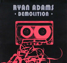 Ryan Adams 2002 Demolition Promo Poster