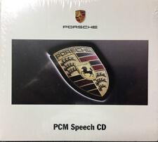 Porsche PCM Speech CD nicht im freien Handel erhältlich NEu Originalverpackt