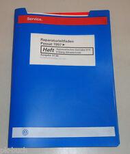 Werkstatthandbuch VW Passat B5 Automatisches Getriebe 01V 5 Gang Syncro 01/1998