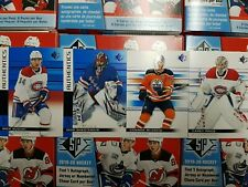2019-20 SP Blue (1-140) COMPLETE YOUR SET - YOU PICK FROM LIST