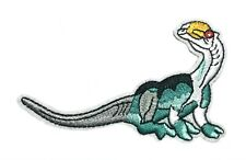 Jurassic Dinosaur Embroidered Patch, NEW UNUSED