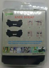 2 Pack Knee Relief Pain Support Adjustable Sport Joint Arthritis Strap Band NIP