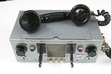 Appel Sélectif CSF ASM 920 année 1960 avec combiné et HP intégré Pour Collection