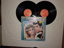 Grease -The Original Soundtrack-Disco Vinile 33 Giri LP Album DOPPIO ITALIA 1978