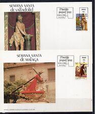 España Semana santa Valladolid y Malaga año 1988 (DN-74)