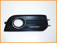 GENUINE AUDI A1 2011-'14 FRONT RIGHT LOWER BUMPER FOG LIGHT GRILLE 8X0807682A