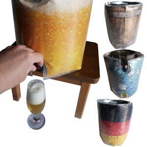 Bier Kühlmanschette für 5 Liter Fass Fasskühler Bierkühler Partydosen Bierfass