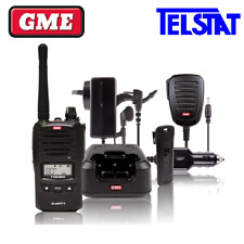 GME TX6160 (Replaces TX6155) 5W UHF CB Handheld Radio