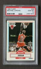 1990 Fleer Michael Jordan #26 PSA 10 Gem Mint. Free Shipping