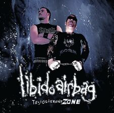 Libido Airbag - testosterone zone  (CD), NEW, Neuware