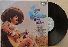 JUAN ZAIZAR -CRUZ DE OLVIDO- MEXICAN LP STILL SEALED RANCHERAS