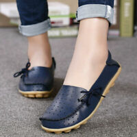 Women's Shoes Slip On Peas Lazy Walking Hollow Breathable Loafers  Ballet Flats