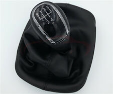 5 Speed For Skoda Superb 2008-2013 Car Gear Shift Knob With Black Boot