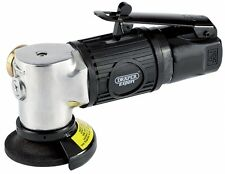 Draper Expert 50mm Compact Soft Grip Air Angle Grinder Kit 5225pro 47570