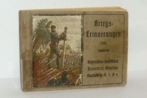 Altes Buch Infanterie Regiment Neustadt Bayern Regimentsbuch Chronik 1.Weltkrieg